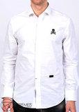 Рубашка Мужская Philipp Plein белая