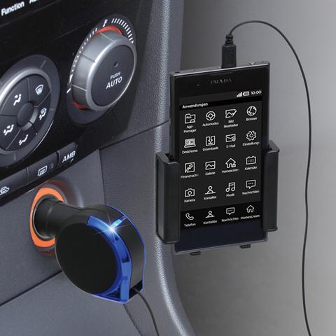 Зарядное устройство micro USB (1A) Seiwa D-378