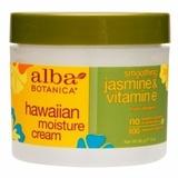 Гавайский увлажняющий крем Жасмин&Витамин Е, Alba Botanica