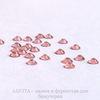 2028/2058 Стразы Сваровски холодной фиксации Light Rose ss12 (3,0-3,2 мм), 12 штук