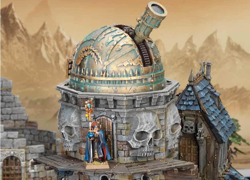 Skullvane Manse, Lair of the Astromancer
