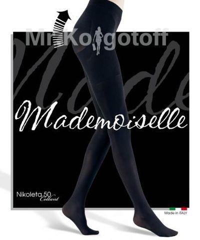 Колготки Mademoiselle Nikoleta 50
