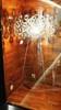 торшер Moooi dandelion floor lamp золотистый