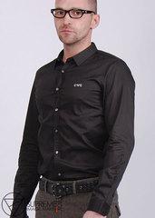 Рубашка Мужская C`N`C Черная