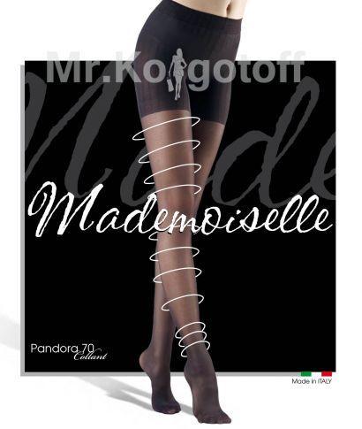 Колготки Mademoiselle Pandora 70
