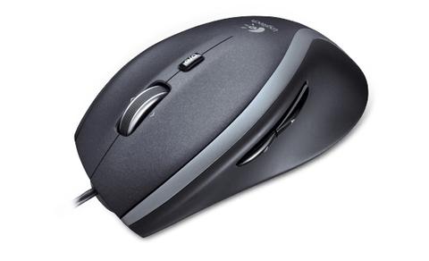 Мышь LOGITECH M500 Black USB [104881]
