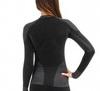 Комплект термобелья Craft Warm женский черный