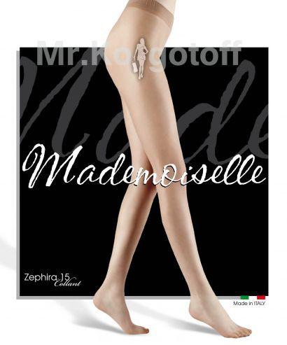 Колготки Mademoiselle Zephira 15