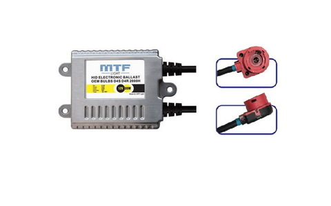 Блок розжига MTF light D4S/D4R 9-16V 35W