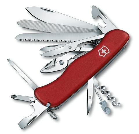 Солдатский нож Work Champ Victorinox (0.9064)