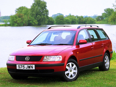 Защита передних фар прозрачная Volkswagen Passat 1997- (EGR-4813)