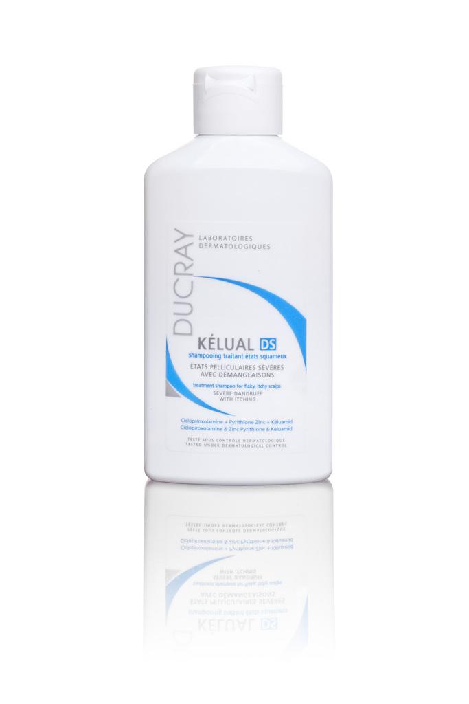 Ducray Kelual DS шампунь для лечения тяжелых форм перхоти 100 мл.