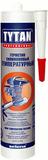 Tytan Professional Герметик Силиконовый Высокотемпературный красный 310мл (12шт/кор)
