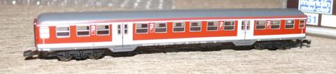 Вагон пригородного поезда 2кл., тип Bnz DB AG MARKLIN 87161