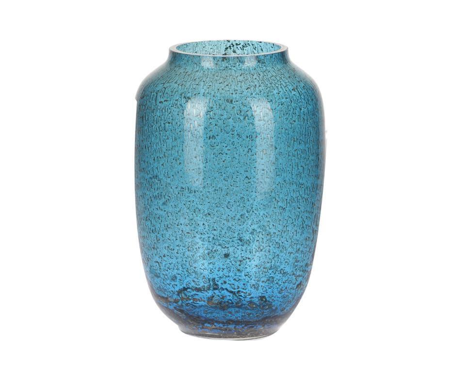 Элитная ваза декоративная Indigo Bubble от Crisbase
