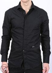 Рубашка Мужская Philipp Plein Черная