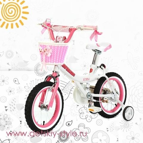 """Велосипед Royal Baby """"Princess Jenny 14"""" (Роял Беби)"""