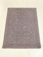 Элитный коврик Vintage 2 мокко от Luxberry