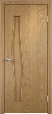Дверь Верда С-10, цвет беленый дуб, глухая