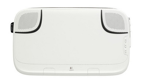 Подставка для ноутбука LOGITECH Speaker Lapdesk N550 [55678]