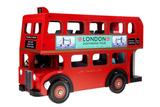 Le Toy Van. Двухэтажный автобус