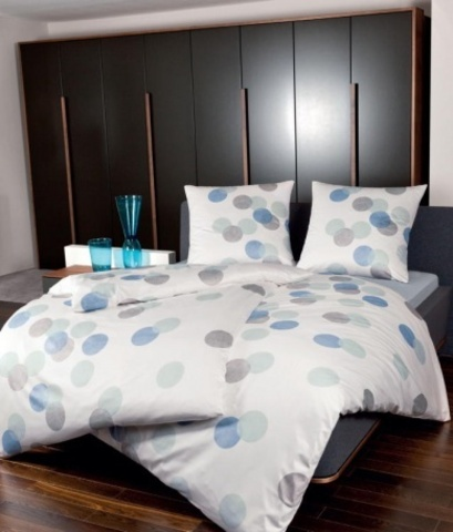 Детское постельное белье Janine Messina 4747 blau