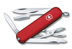 Швейцарский нож Victorinox Executive, 74 мм, 10 функ, красный  (0.6603)