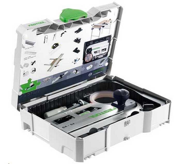 Комплект оснастки к шинам-направляющим FS-SYS/2 Festool 497657