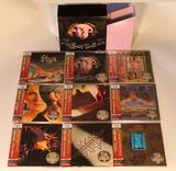 Комплект / Styx (9 Mini LP CD + Box)