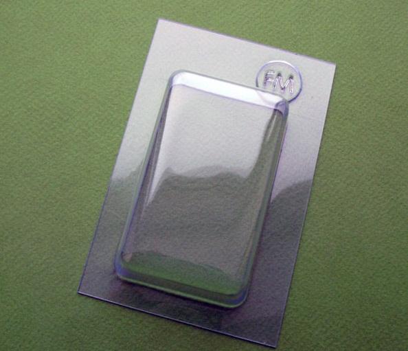 Прямоугольник малый форма для мыла