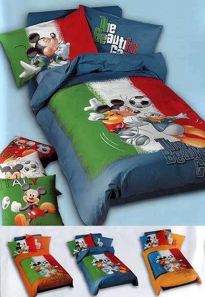 Детское постельное белье Caleffi Disney Italy