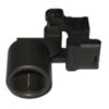 Складной адаптер для установки телескопических прикладов