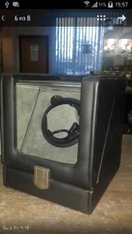 Купить Роторная коробка для подзаводки на 1 часы по доступной цене