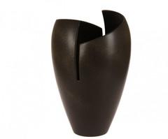 Элитная ваза декоративная Bronze круглая большая от S. Bernardo
