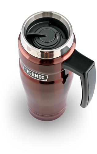 Термокружка SK 1000 Travel Mug 450ml Red 200C