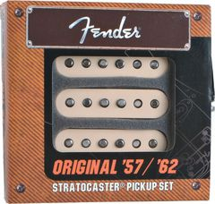 Fender Original `57/`62 Stratocaster Set