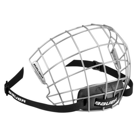 Защита лица маска решётка BAUER 2100 SR Hockey Face Mask