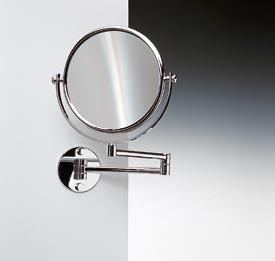 Зеркала Зеркало косметическое Windisch 99141CR 3X elitnoe-zerkalo-kosmeticheskoe-99141-ot-windisch-ispaniya.JPG