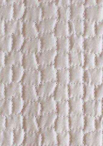 Наволочка декоративная для валика 16х40 Bovi New Sand песочная