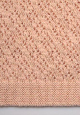 Плед детский 75х100 Luxberry Imperio 81 розовый