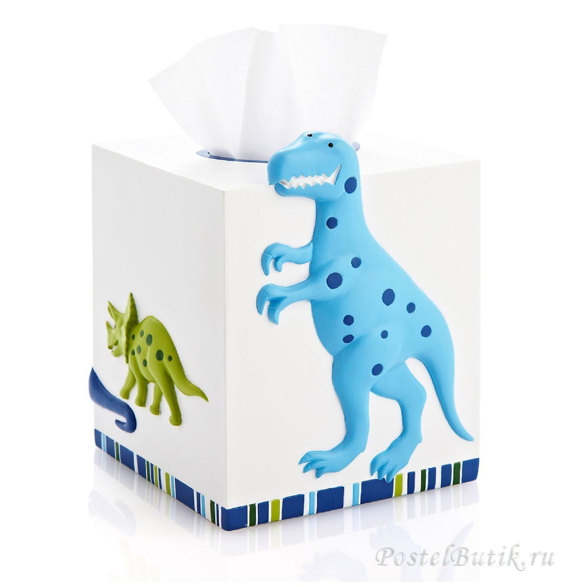 Салфетницы Салфетница детская Kassatex Dino Park salfetnitsa-dino-park-ot-kassatex-ssha-kitay.jpg
