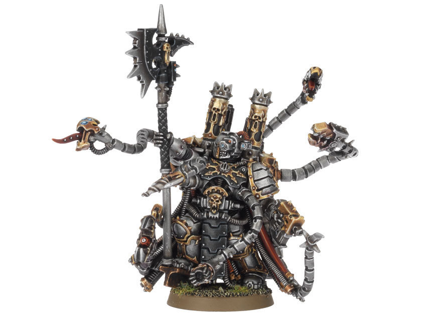 Chaos Space Marine Warpsmith