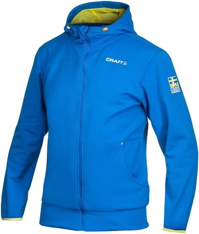 Толстовка мужская Craft Leasure Sweden синяя