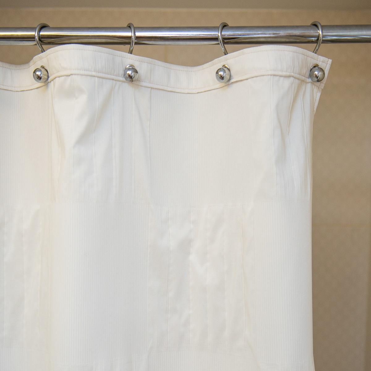 Элитная шторка для ванной 240х200 Cairo Beige от Arti-Deco