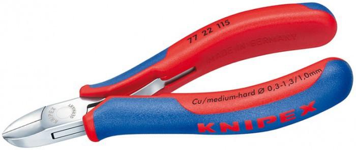 Бокорезы для электроники Knipex KN-7722115