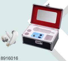 Аппарат (электрический микроскоп) для исследования кожи и волос