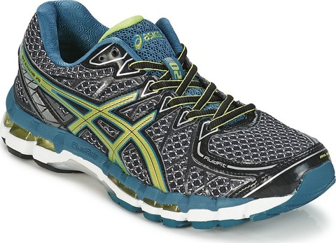 Asics Gel-Kayano 20 кроссовки для бега мужские grey