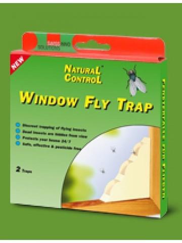 Оконная ловушка для мух Fly Trap, в комплекте 2 шт. (1315000) (Swissinno)