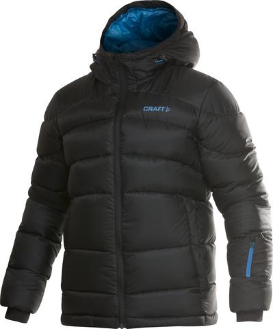 Куртка Craft Down мужская чёрная