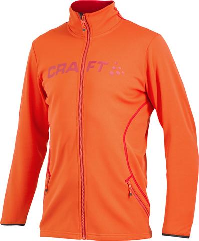 Толстовка мужская Craft Logo Orange